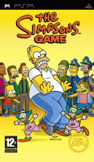 PSP - The Simpsons